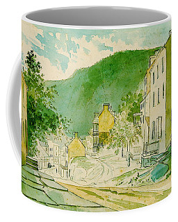 Harpers Ferry West Virginia 1873 Coffee Mug