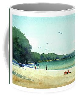 Harrington Beach, Wisconsin Coffee Mug