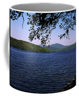 Harriman Coffee Mug by GJ Blackman