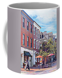 Harrisburg Pa - Coffee Shop Coffee Mug