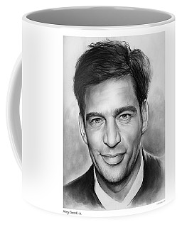 Harry Connick, Jr. Coffee Mug