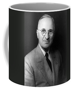Harry S Truman - President Of The United States Of America Coffee Mug by International  Images