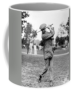 Harry Vardon - Golfer Coffee Mug by International  Images