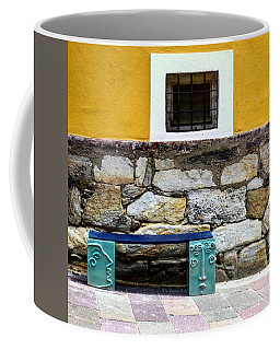 Hartberg Bench Coffee Mug