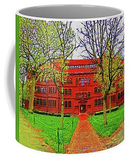 Harvard Coffee Mug