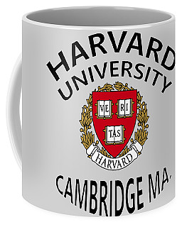 Harvard University Cambridge M A  Coffee Mug
