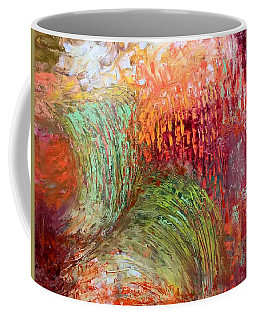 Harvest Abstract Coffee Mug