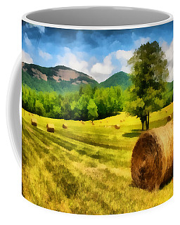 Harvest At Table Rock Coffee Mug