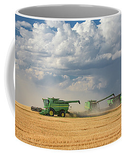 Harvest Clouds Coffee Mug