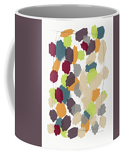 Harvest Day- Abstract Art By Linda Woods Coffee Mug