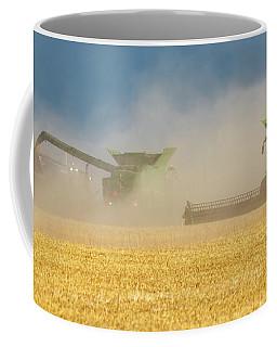 Harvest In Dust Coffee Mug