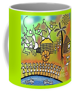 Harvest Coffee Mug by Latha Gokuldas Panicker