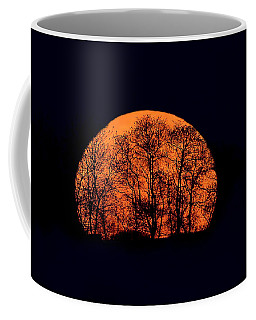 Harvest  Moon Rising Coffee Mug
