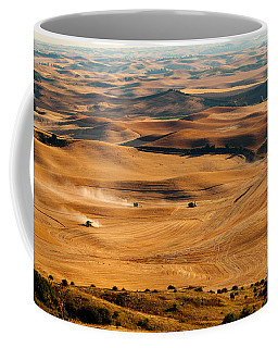 Harvest Overview Coffee Mug