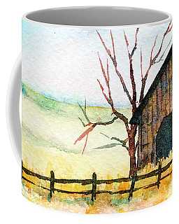 Harvest Season Coffee Mug