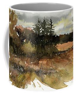 Harvest Snow Coffee Mug