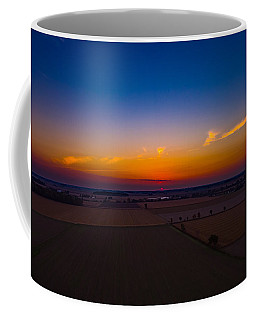Harvest Sunrise Coffee Mug