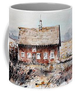 Harvested Fields Coffee Mug