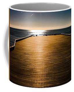 Hastings Pier, Hastings, Sussex, England Coffee Mug