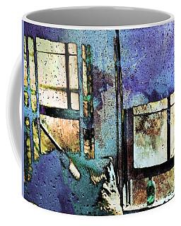 Hat And Glass Bottle Coffee Mug