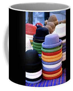 Hats, Aix En Provence Coffee Mug
