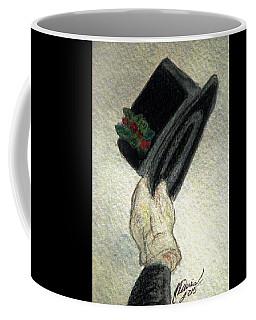 Hats Off To The Holidays Coffee Mug