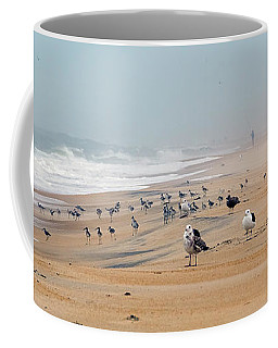 Hatteras Island Beach Coffee Mug