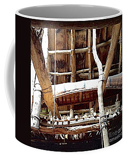 Haudenosaunee Longhouse  Coffee Mug