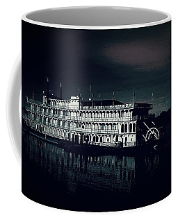 Haunted Dinner Cruise On The Columbia River  Coffee Mug