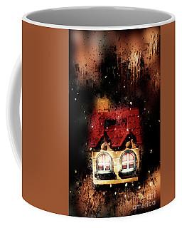Haunted Doll House Coffee Mug