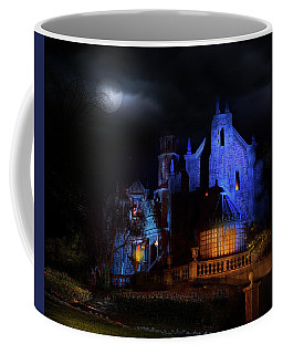 Haunted Mansion At Walt Disney World Coffee Mug