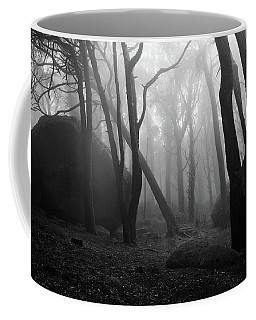 Haunted Woods Coffee Mug by Jorge Maia