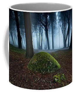 Coffee Mug featuring the photograph Haunting by Jorge Maia