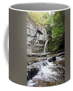 Eagle Cliff Falls II Coffee Mug