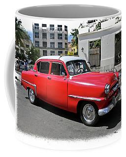 Havana Vintage 1 Coffee Mug