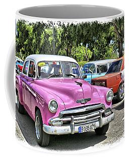 Havana Vintage 3 Coffee Mug