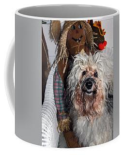 Havanese Cutie Coffee Mug by Sally Weigand