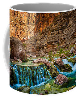 Havasu Creek Cascade Coffee Mug