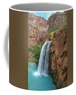 Havasu Falls Grand Canyon Coffee Mug