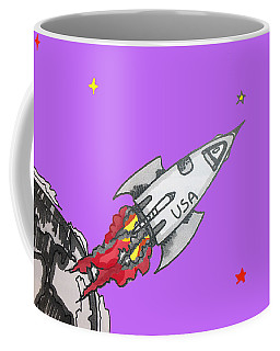 Have Spacesuit Will Travel Coffee Mug