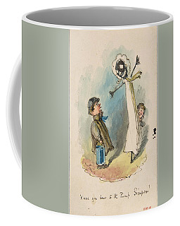 Have You Been To The Pump, Simpson? Coffee Mug