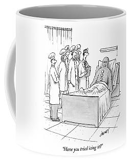 Have You Tried Icing It Coffee Mug