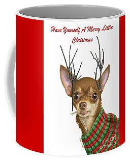 Have Yourself A Merry Little Christmas Cards Coffee Mug