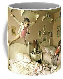 Having A Blast Coffee Mug by Valerie Rosen