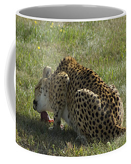 Having Lunch Coffee Mug