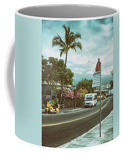 Hawaii Ironman Start Point  Coffee Mug