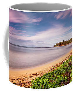 Hawaii Pakala Beach Kauai Coffee Mug