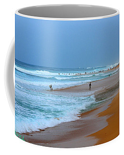 Hawaii - Sunset Beach Coffee Mug