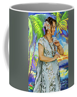 Hawaiian Dance Coffee Mug