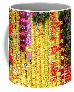 Hawaiian Flower Lei's Coffee Mug